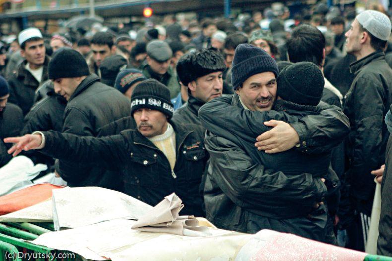 Russian muslims 8