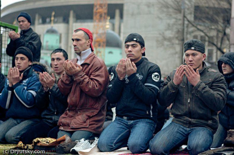 Russian muslims 9