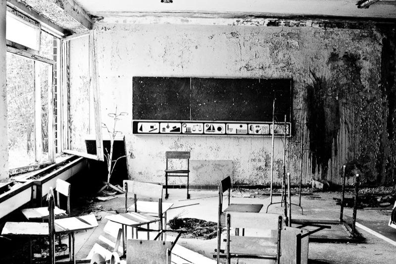 Pripyat, Chernobyl 4