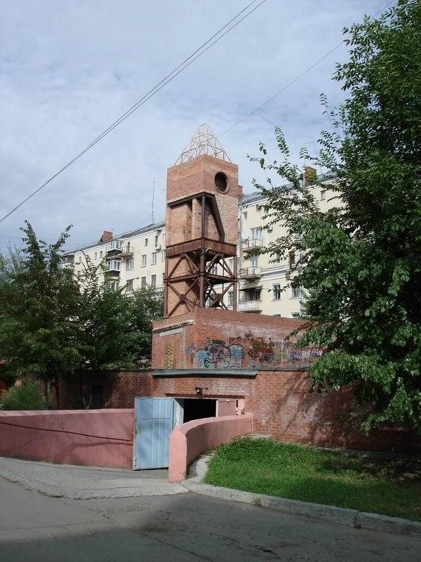 Private Elevator in Chelyabinsk 11