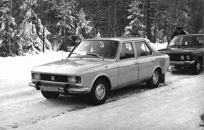 Prototype of the Russian Zaporozhets 966 19