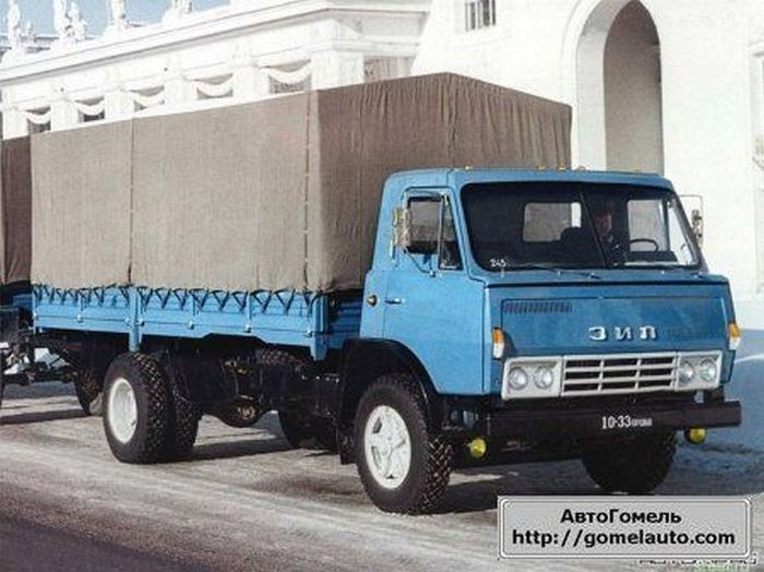 Prototype of the Russian Zaporozhets 966 5