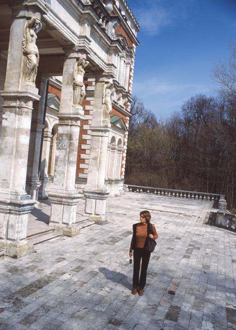 Russian goth church 15