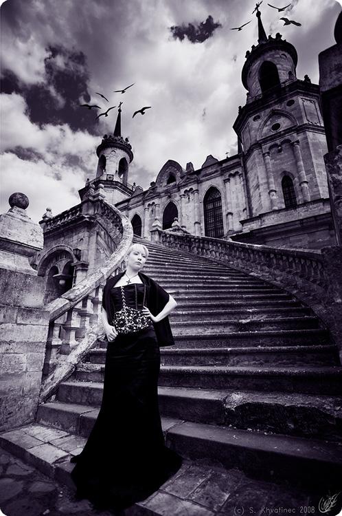 Russian goth church 16