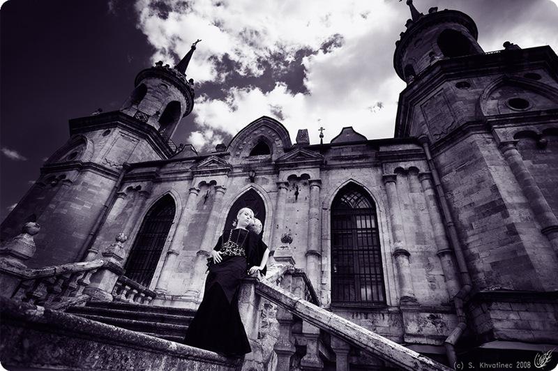 Russian goth church 17
