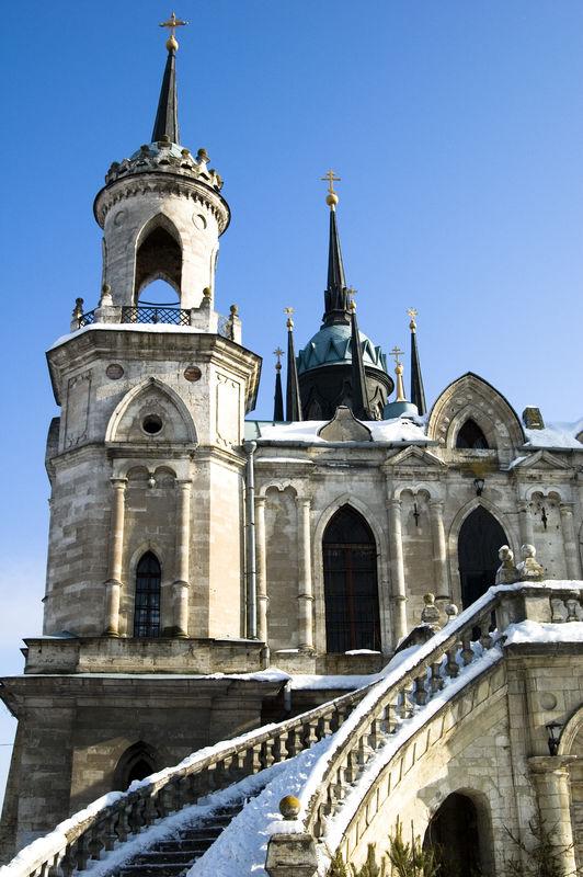 Russian goth church 2