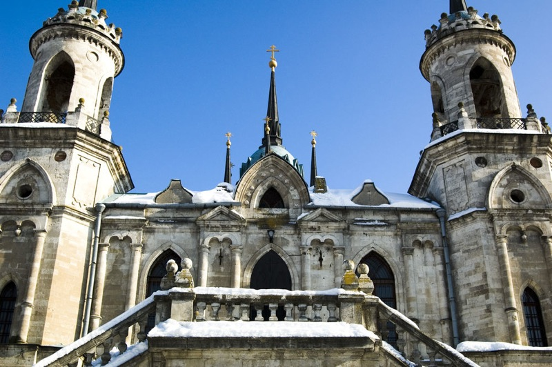 Russian goth church 4