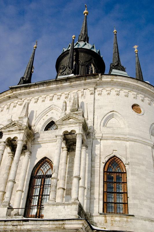 Russian goth church 8