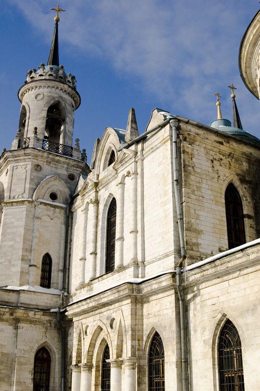 Russian goth church 9