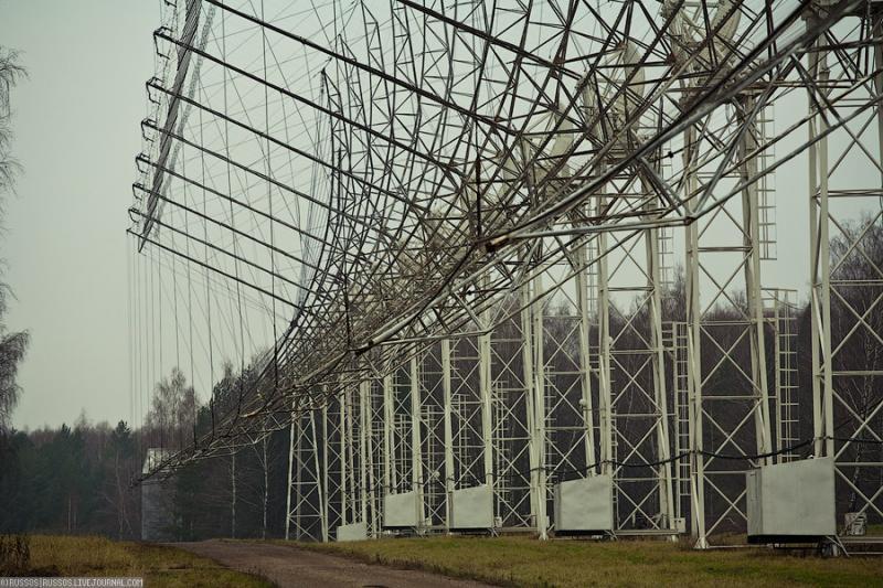 Pushchino Radioastronomy Observatory 10