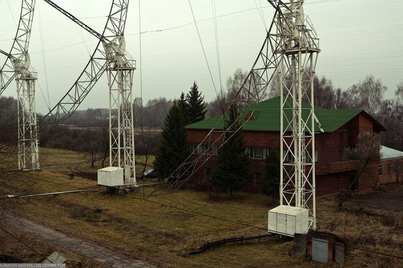 Pushchino Radioastronomy Observatory 15