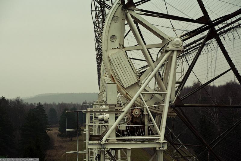 Pushchino Radioastronomy Observatory 20