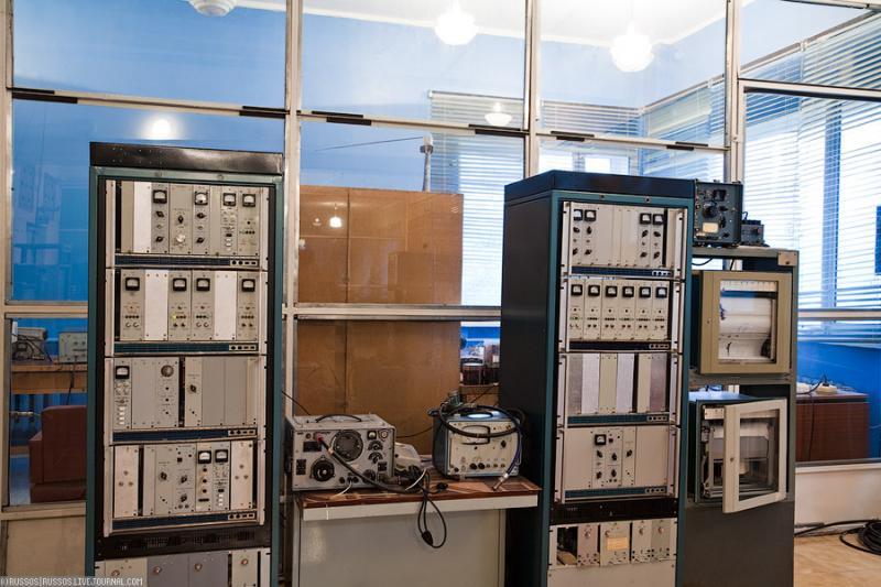 Pushchino Radioastronomy Observatory 3