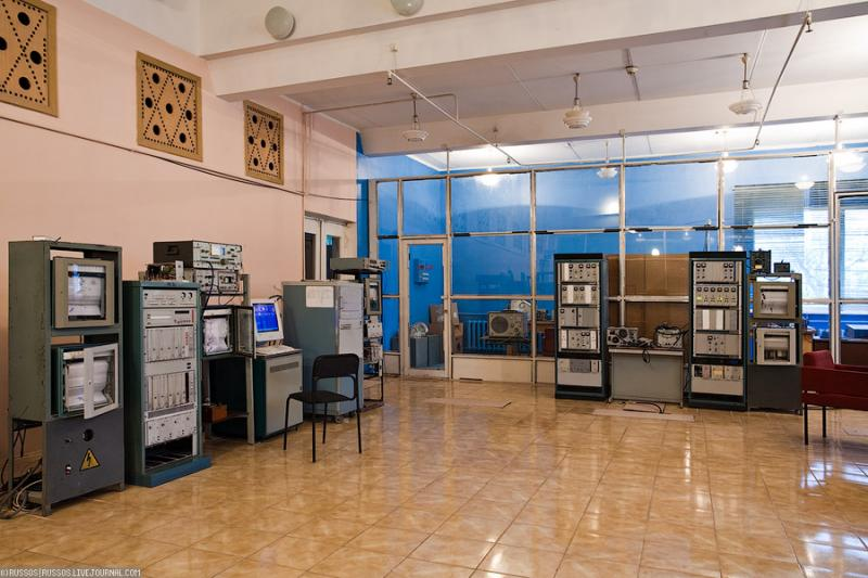 Pushchino Radioastronomy Observatory 8