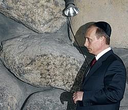 vladimir putin, israel 2