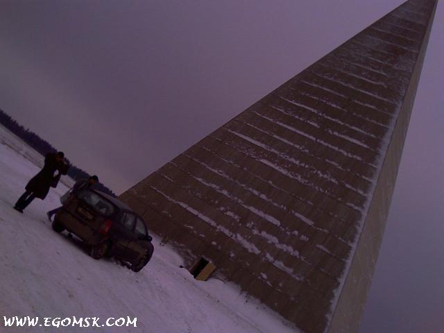 Russian Pyramids 2