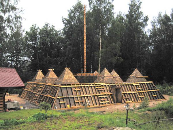 Russian Pyramids 20