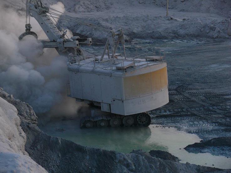 Russian quarry 1