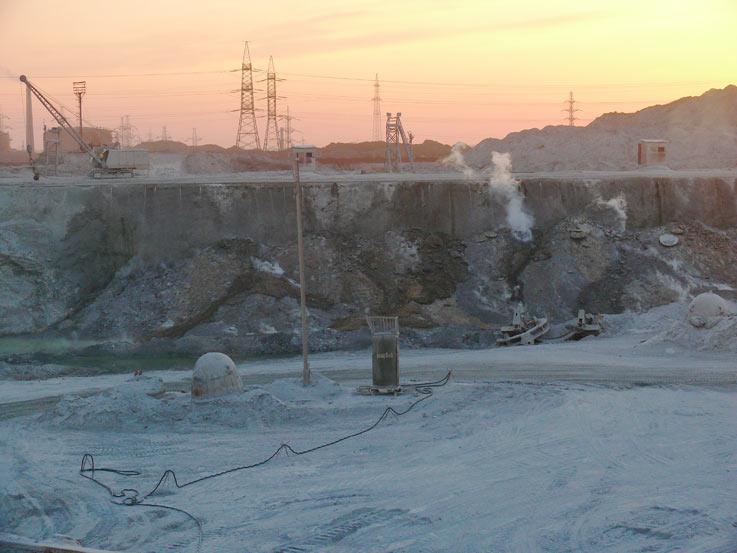 Russian quarry 2