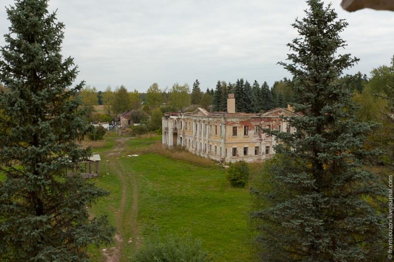 Radar of the Space Communication Center and Grebnyovo Estate 31