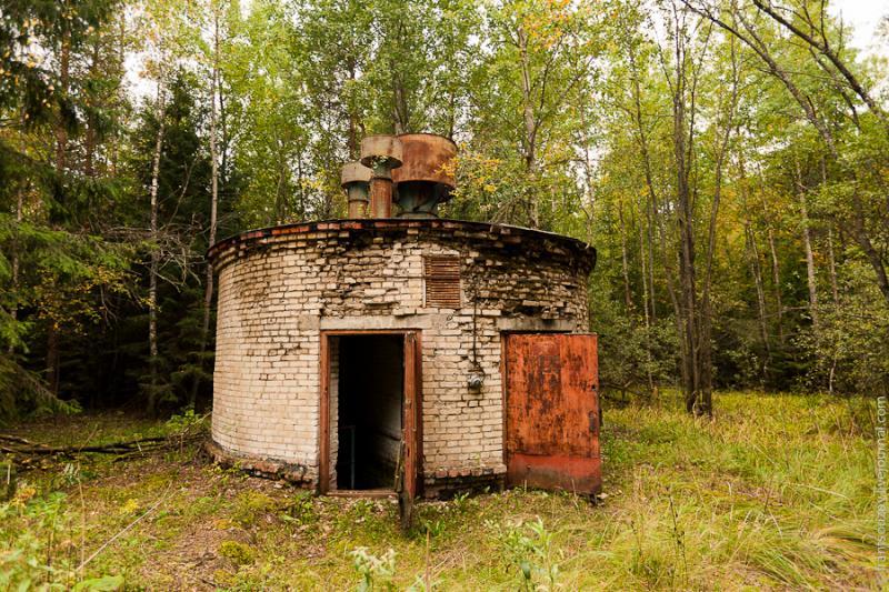 Radar of the Space Communication Center and Grebnyovo Estate 9