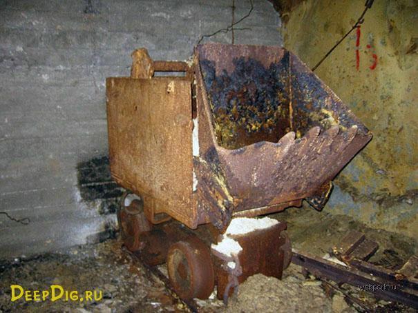 Russian Radioactive Mines  16