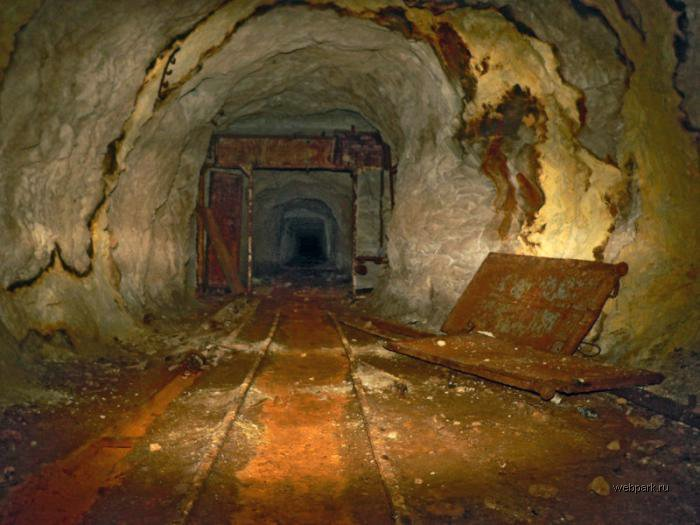 Russian Radioactive Mines 22