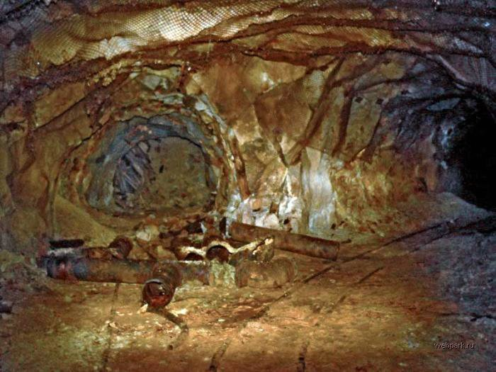 Russian Radioactive Mines 35