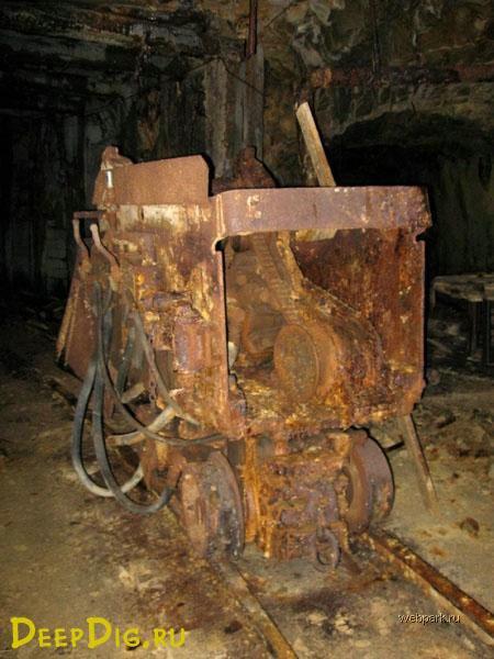 Russian Radioactive Mines 9