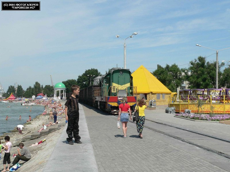 Russian trains in Russian cities in Russia 4