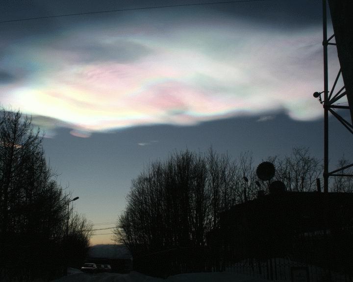strange clouds in Russia 5