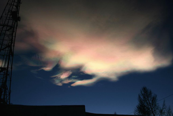strange clouds in Russia 7
