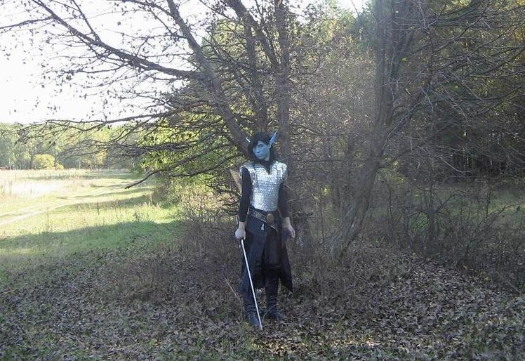Real Elves in Russian Woods 2
