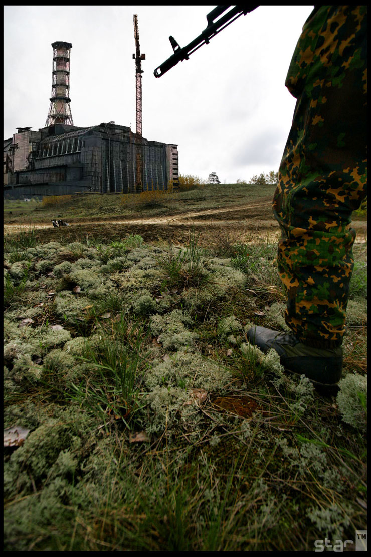 shadow of chernobyl