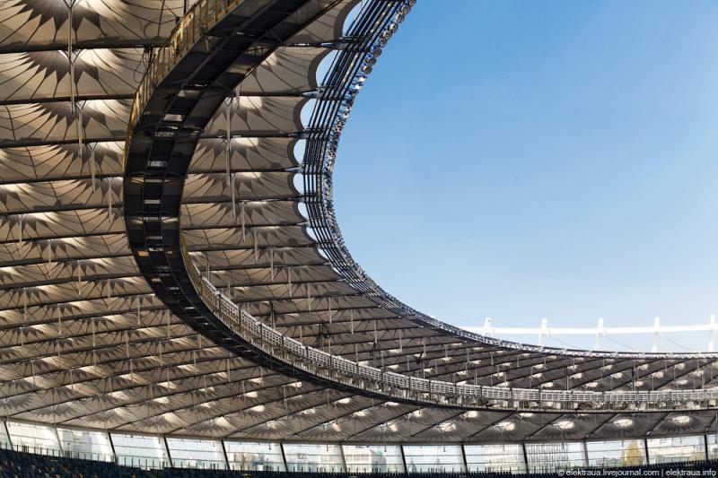 Reconstructed Olympiysky 18