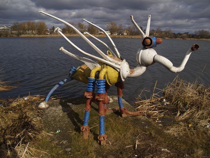 Russian sculptures 10
