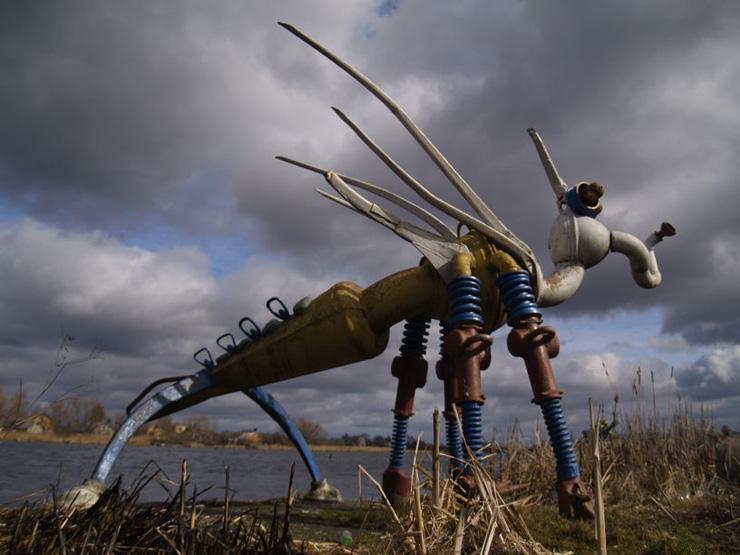 Russian sculptures 11