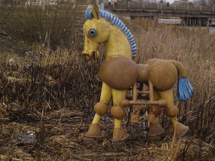 Russian sculptures 16