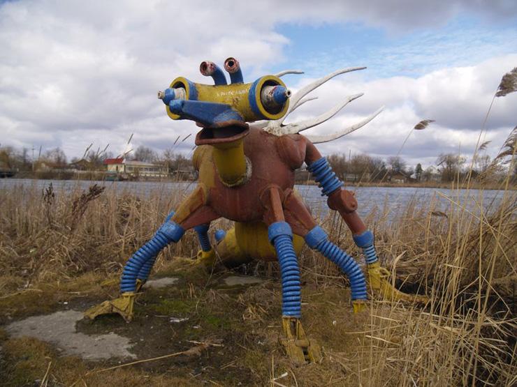 Russian sculptures 6