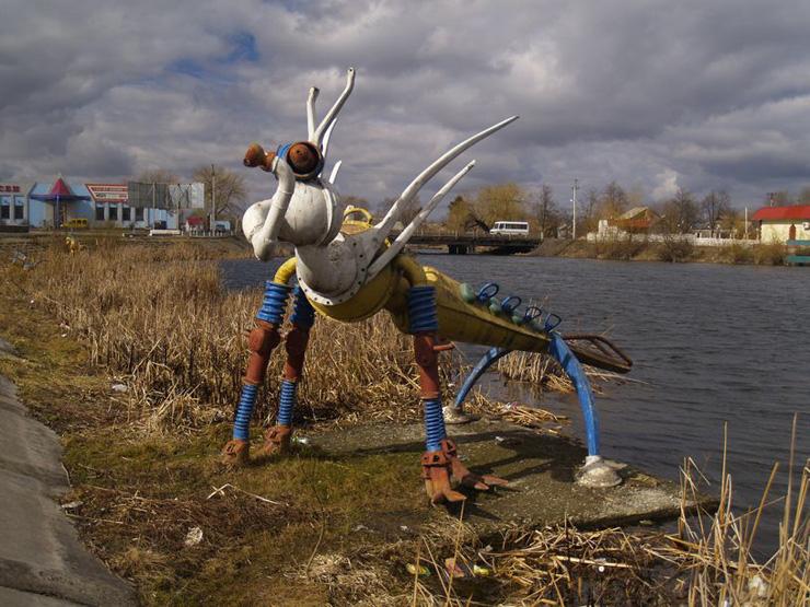 Russian sculptures 8