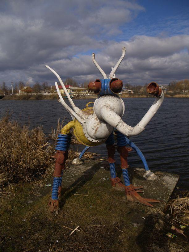 Russian sculptures 9