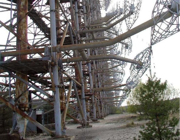rls duga near Chernobyl 13