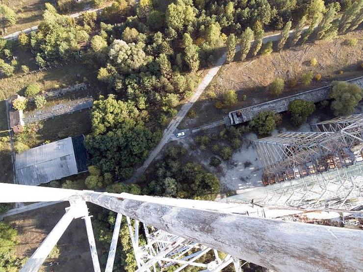 rls duga near Chernobyl 17