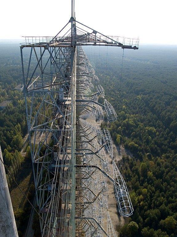 rls duga near Chernobyl 19