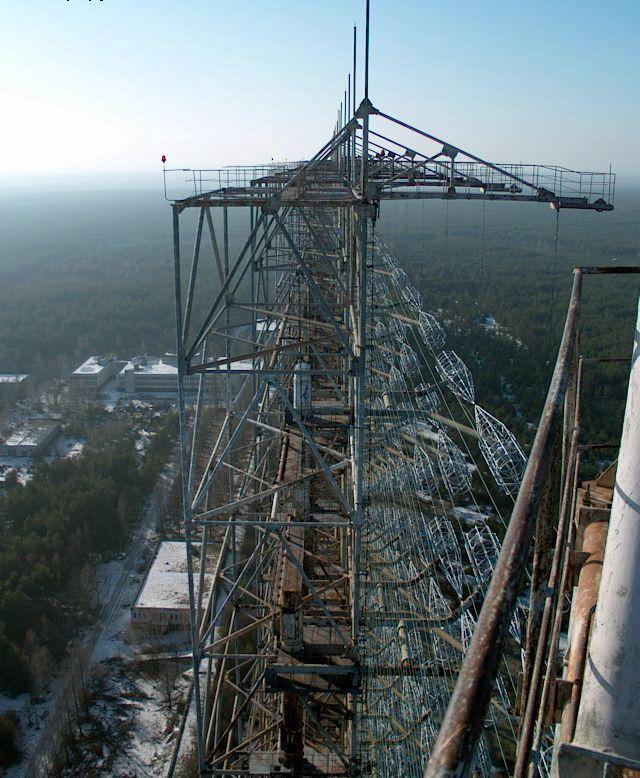 rls duga near Chernobyl 2