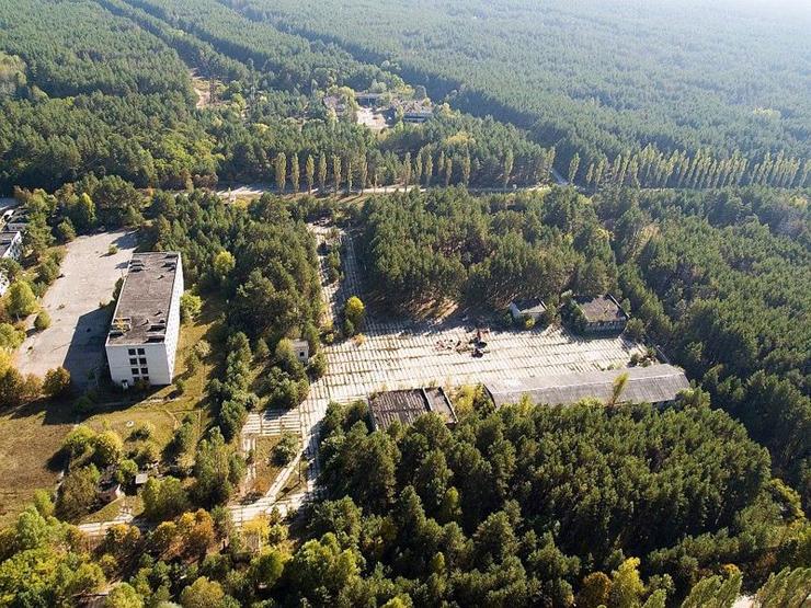 rls duga near Chernobyl 21