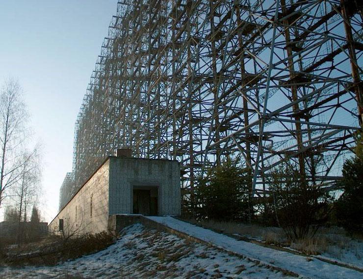 rls duga near Chernobyl 5