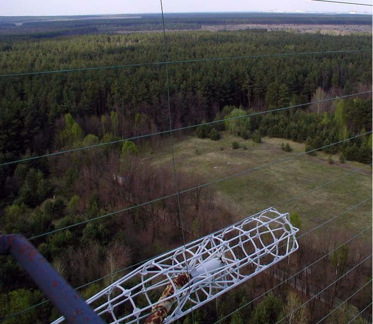 rls duga near Chernobyl 9