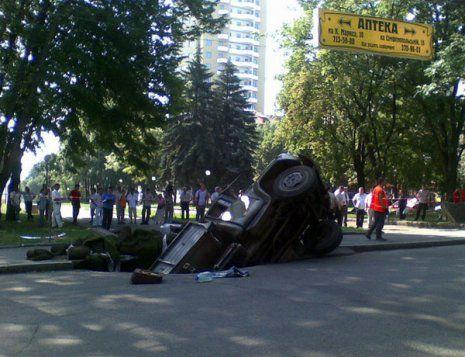 News From Russian Roads - Part 4