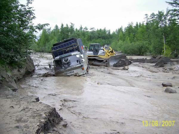 Russian Road Assistance 6